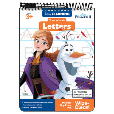 Disney Pixar Letters Trace With Me