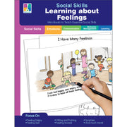 Mini-books Learning About Feelings Social Skills