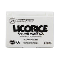 Stamp Pad Scented Licorice Black