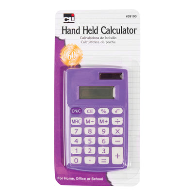 Primary Calculator 8 Digit Display