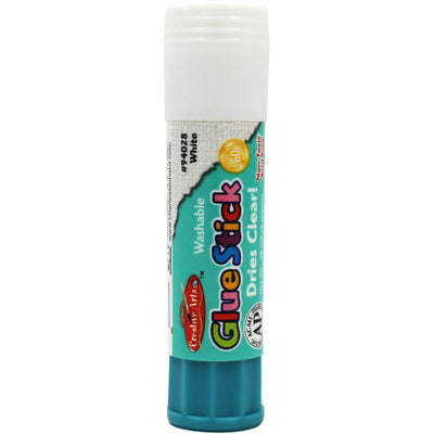 (72 Ea) Economy Glue Stick .28oz Clear