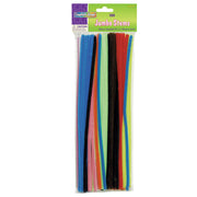 (12 Pk) Jumbo Stems 12in Asst 100 Per Pk