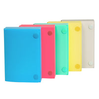 (24 Ea) C Line 3x5 Index Card Case