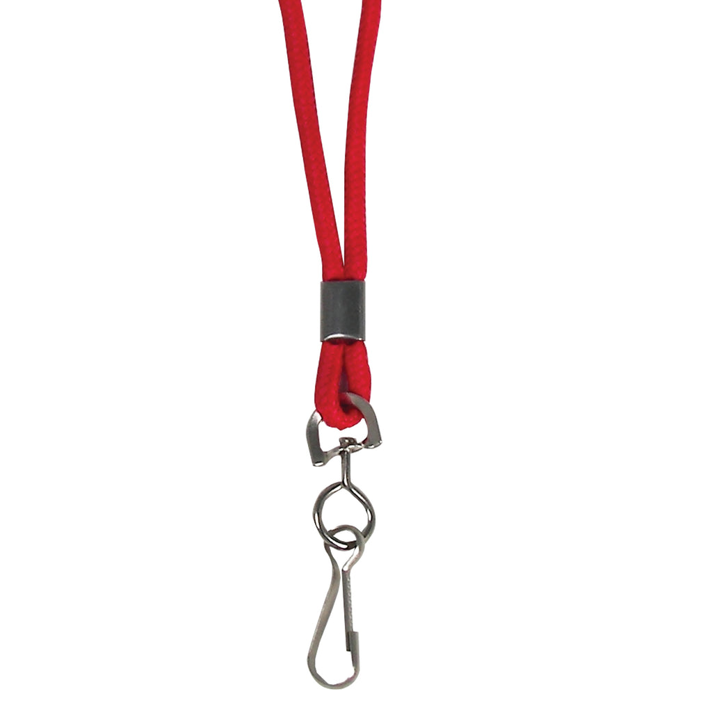 (24 Ea) C Line Red Std Lanyard With Swivel Hook