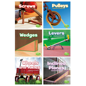 Simple Machines Books Set Of 6