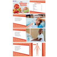 My Body Systems Book Set Set Of 8