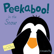 (3 Ea) Peekaboo Board Books In The Snow