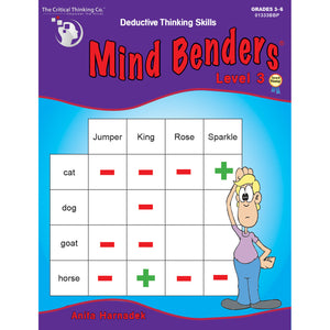(2 Ea) Mind Benders Level 3
