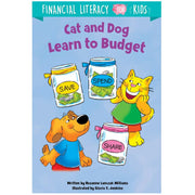 Cat And Dog Learn To Budget - Student Spotlight