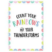 Count Your Rainbows Poster - Student Spotlight