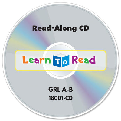 Learn To Read Read Along Cd 1 Lv Ab