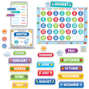 Emoji Fun Calendar Set Bb