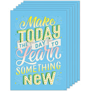 (6 Ea) Make Today The Day To Inspire U Poster
