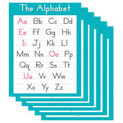 (6 Ea) The Alphabet Chart