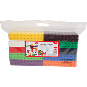 Linking Cubes Set Of 1000