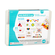 Early Math101 Geometry & Problem Solving In Home Learning Kit - Student Spotlight