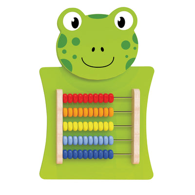 Abacus Activity Wall Panel Frog