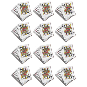 (12 Ea) Standard Playing Cards
