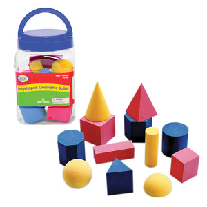 Easyshapes 3d Geometric Shapes