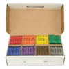 Prang Soybean Crayons Master Pack Regular 800 Count