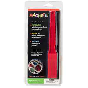 (6 Ea) Magnetic Wand & 20 Counting Chips