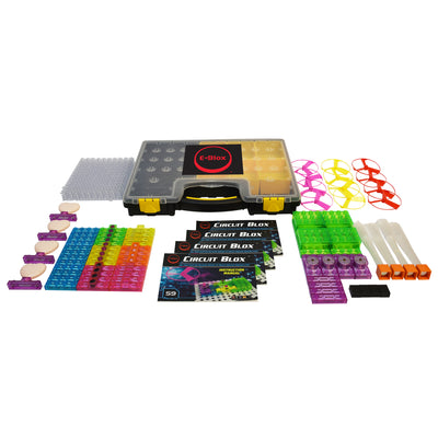 Circuit Blox Class Set 59 Projects