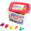 Alpha And Mathmagnets Multi 126-pk
