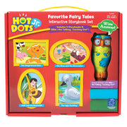 Hot Dots Jr Interactive Storybook Set Fairy Tales With Ollie The Owl