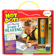 Hot Dots Jr Lets Master Reading Gr 1