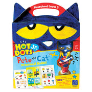 Hot Dots Jr Pete The Cat Preschool Rocks Set & Pen