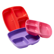 Divided Plates Berry Set Of 3
