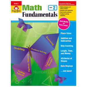 Math Fundamentals Gr 2