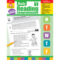 Daily Reading Comprehension Gr 1
