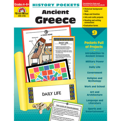 History Pockets Ancient Greece