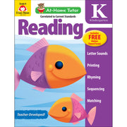 Home Tutor Reading Gr K Vowel Sounds