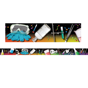 (6 Pk) Science Tools Photo Border