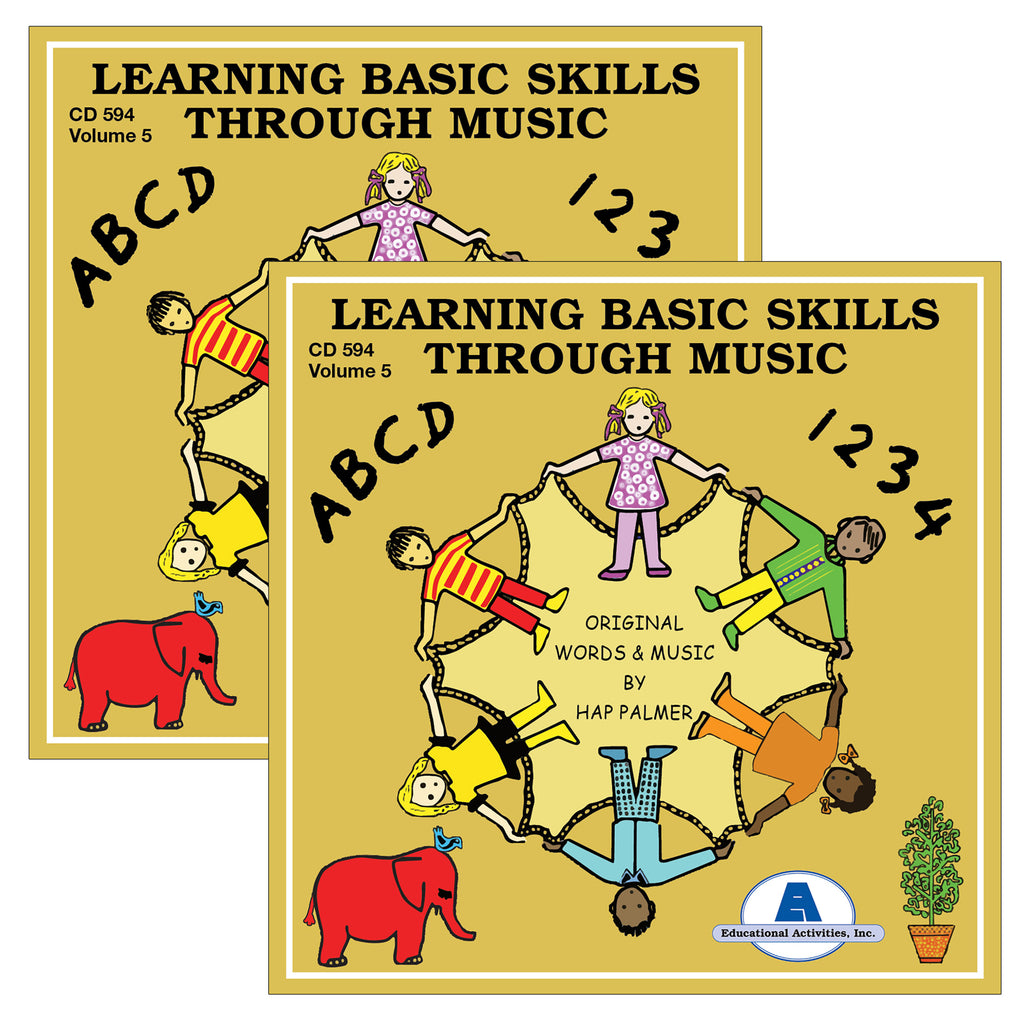 (2 Ea) Learning Basic Skills Thru Music Vol 5
