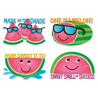 Watermelon Stickers Jumbo Scented