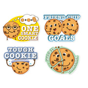 Chocolate Chip Cookie Stickers Scented