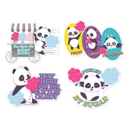 Cotton Candy Stickers Jumbo Scented