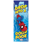 (6 Pk) Bookmrk Spiderman Swing Into A Good Book