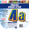 (3 Ea) Marvel Super Hero Adventure Decor Letters - Student Spotlight