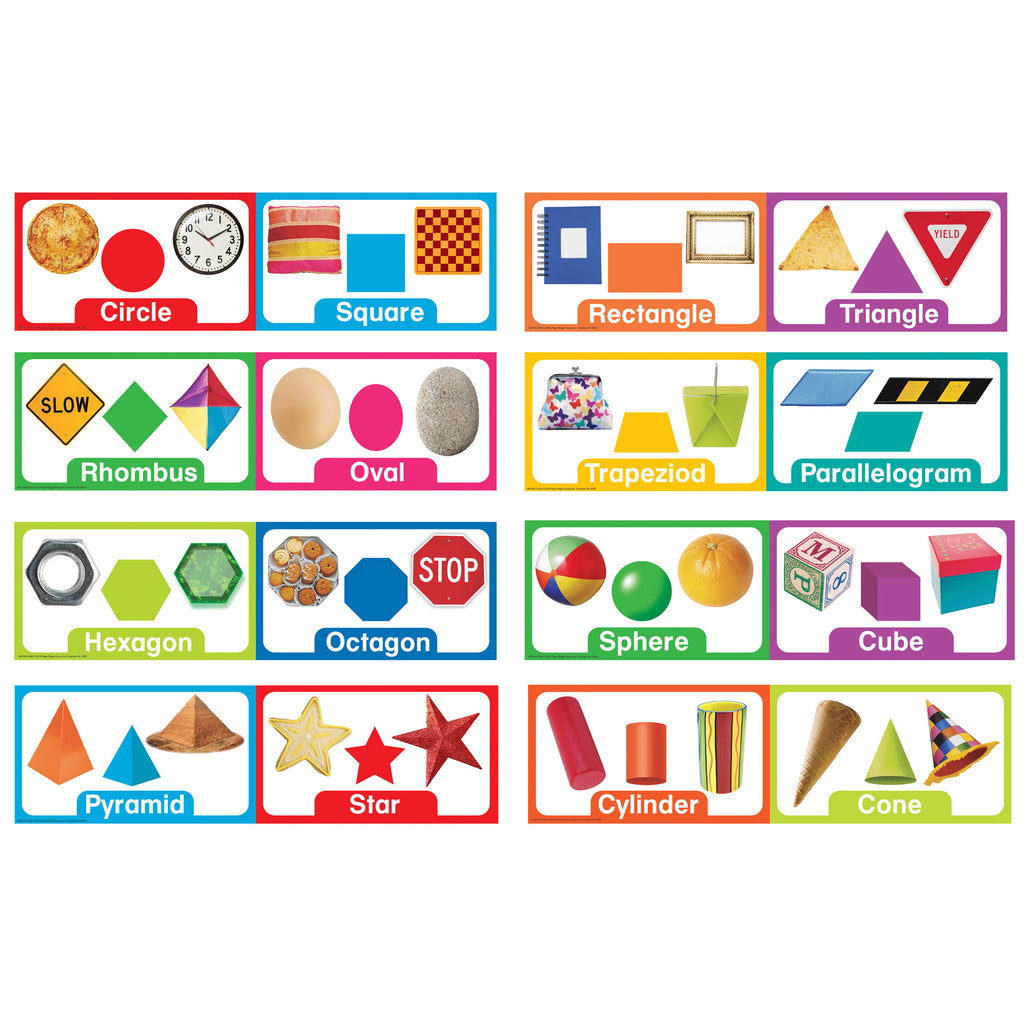Shapes & Solids Mini Bb Set