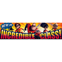 INCREDIBLES INCREDIBLE CLASS
