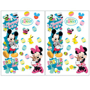 (2 Pk) Mickey Mouse Easter Door Decor Kit