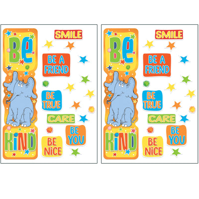 (2 Pk) Horton Hears A Who Door Decor Kit