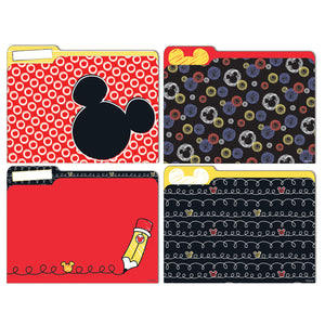 MICKEY COLOR POP FILE FOLDERS