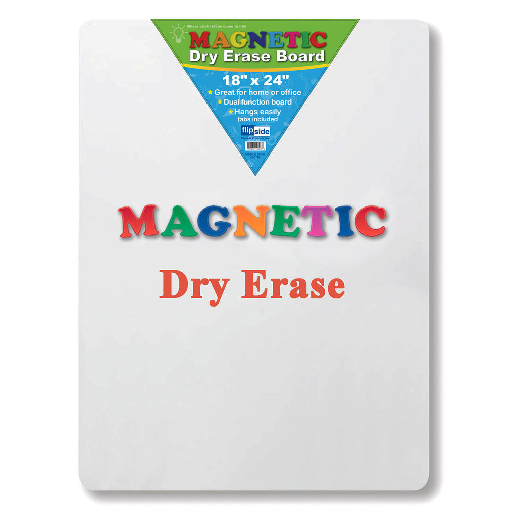 MAGNETIC DRY ERASE BOARD 17