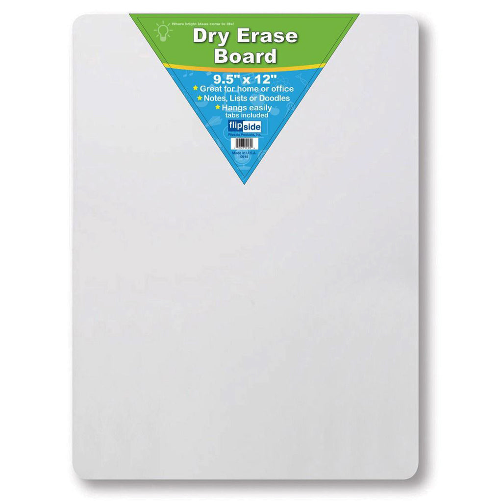 DRY ERASE BOARDS 9 1/2 X 12