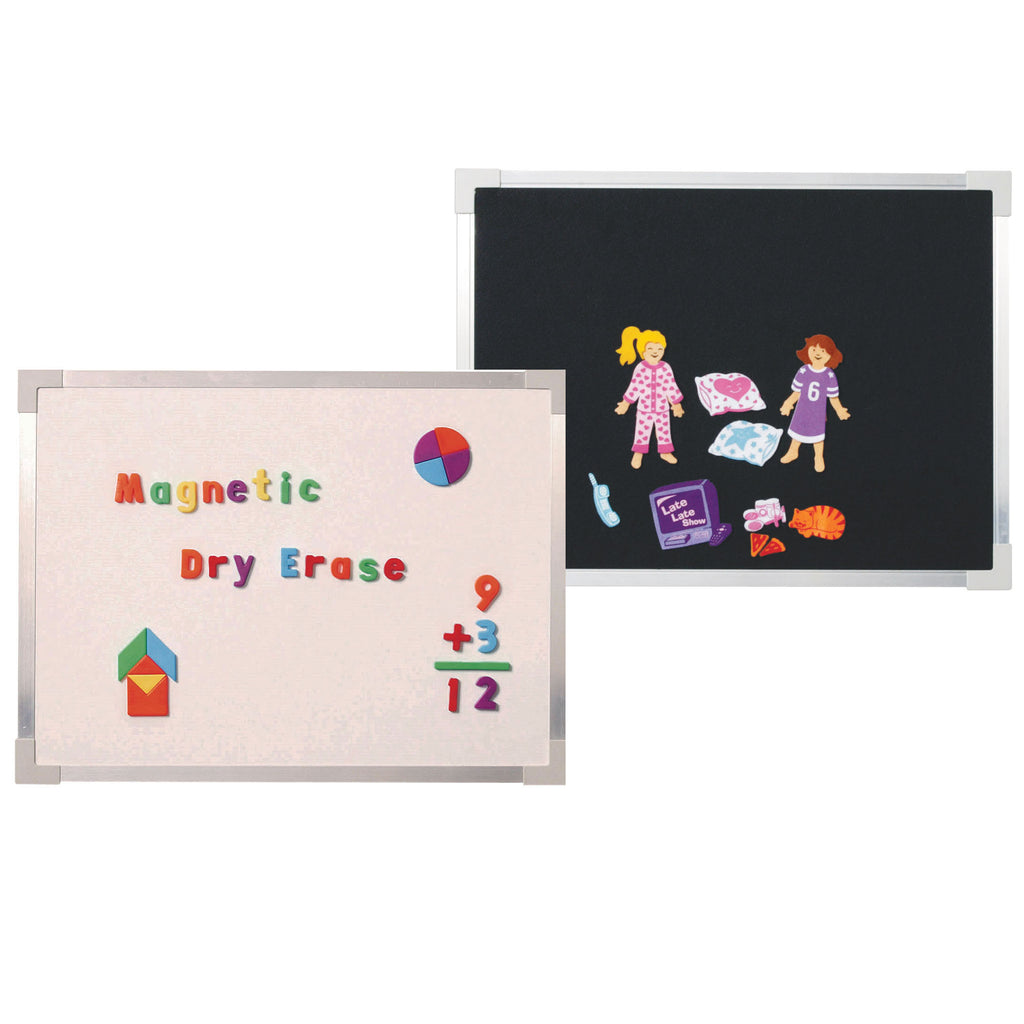 Magnetic Dry Erase-flannel Board - Student Spotlight